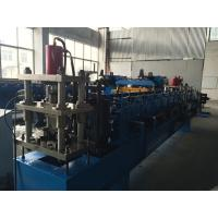 Buy cheap Large Racking System Roll Forming Equipment Gcr15 Rollers By Chain from wholesalers