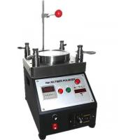 Buy cheap High Stable Optical Polishing Machine , Fiber Patch Cord Making Machine from wholesalers