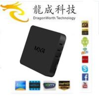 Buy cheap Rk3229 Mx4 4K Android Tv Box Support 3D Movie Nand Flash 8GB from wholesalers