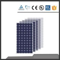 Buy cheap Flat Roof Monocrystalline Solar Module Double-Sided Fluorine TPT For Countryside from wholesalers