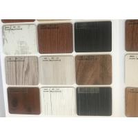 Buy cheap 4ft *8ft Heavier Melamine Faced Chipboard Panel , Melamine Laminate Sheets from wholesalers