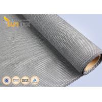 Buy cheap 1.4mm Thermal Insulation Flame Retardant Fabric 700 C Degree Heat Protection from wholesalers