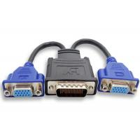 Buy cheap DVI Splitter Cables Monitor Data Cable 59 PIN DVI Interface For Video Card from wholesalers