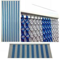 Buy cheap metal aluminium chain door fly insect screens from wholesalers