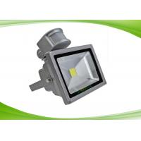 China Energy Saving 50w LED PIR Floodlight with Motion Sensor Die - casting Aluminum on sale