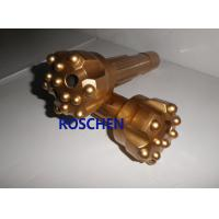Buy cheap COP 32 115mm Button Bits For Blast Hole Drilling , Down The Hole Drilling from wholesalers