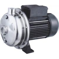 Buy cheap Welding Impeller CPM Stainless Steel Submersible Pump / SS Centrifugal Pump from wholesalers