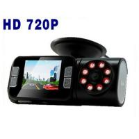 Buy cheap 5000,000 Pixels Wide 150 degree HD 720P IR Night Vision Car Dash Cam Video Camera Recorder DVR from wholesalers
