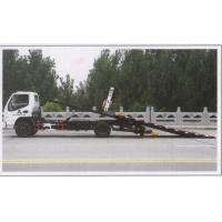 Buy cheap SINOTRUK Towing Lifting 4T 4 x 2 Rollback Wrecker Tow Truck 95 HP Engine LHD OR RHD EUROII/III from wholesalers