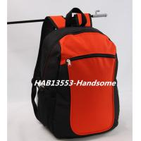 Buy cheap Durable Polyester Fabric Bags , Backpack Style -HAB13553 product