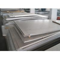 Buy cheap 2mm Thick ASME SA-240 304 Stainless Steel Plate With 2B / BA / NO.1 Finish from wholesalers