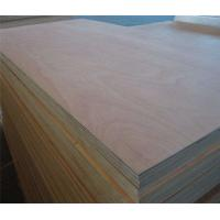 Buy cheap Okoume/Bintangor/Poplar/Birch Commercial Plywood from wholesalers