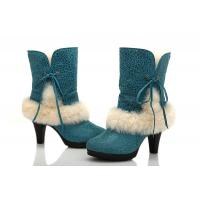 Buy cheap New arrvial UGG High Heels,Warmly Winter UGG Boots,Top quality UGG Boots,Colourful Boots! from wholesalers