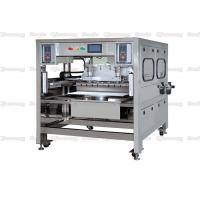 Buy cheap Automatically Ultrasonic Cutting System For Different Dimension Cake Providing Cutting Solution product