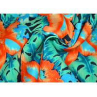 Buy cheap Anti Static Plain Woven Fabric / Patterned Polyester Fabric Custom Made Color from wholesalers