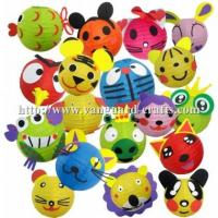 Buy cheap handmade Chinese DIY paper lantern for kids children DIY animal paper lantern product