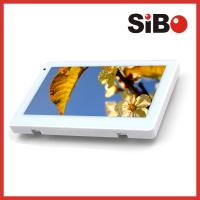 Buy cheap High quality Wall Mount PC LCD Android tablet built in RFID NFC with Glass wall bracket from wholesalers