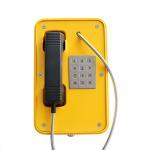 Buy cheap Aluminum Alloy IP67 SIP 2.0 Waterproof Analog Phones from wholesalers