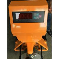 Buy cheap KYLOWEIGHT hydraulic scale 2 Tons hand pallet jack from wholesalers