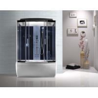Convenient Comfort Rectangular Shower Unit Free Standing CE SGS Certification
