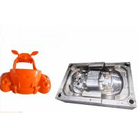 Buy cheap Custom Colored Plastic Injection Mould For Children Plastic Car Toys from wholesalers