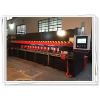 Buy cheap Touch Screen CNC Sheet Metal Grooving Machine With Pneumatic Clamp For SS Slot from wholesalers