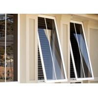 Buy cheap Heat Resistant Custom Aluminium Windows Aluminium Glass Awning Top Hung Window from wholesalers