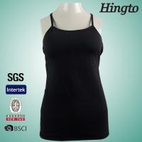 Buy cheap Newest Design Sexy Loose Spandex Womens Fitness Wear Tank Top from wholesalers