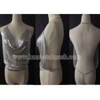 Buy cheap Adults Age Group and Sequins Fabric Mesh For Evening Dress from wholesalers