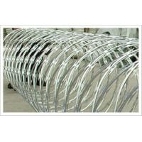 Buy cheap Steel Twisted barbed wire PVC Coated Razor Barbed Wire from wholesalers