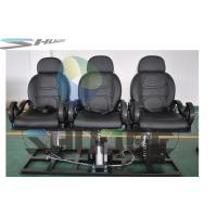 Buy cheap Strong simulation and electric shock Motion Theater Chair  with pneumatic system supplier product