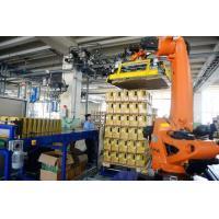 Hazardous Material Handling Robotic Packaging Machinery Full / Semi Auto Easy Operation