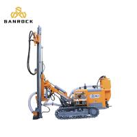 Buy cheap Rock Blast Down The Hole Drill Rig Machine Jumbo Geotechnical Tunnel Dth Hammer And Bit from wholesalers