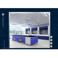 Intelligent Access Control Lab Systems Furniture Stainless Steel Lab Tables 107068272
