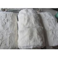 Buy cheap Home Textile Real Rex Rabbit Skin Windproof Warm For Winter Coat Lining from wholesalers