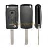 Buy cheap Citroen C2 C3 C4 C5 C6 Flip Folding Car Key shell, Durable Remote Key Shell 2 from wholesalers