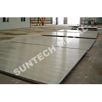 Buy cheap N10276 C276 Nickel Alloy Clad Plate 28sqm Max. Size for Reboile from wholesalers
