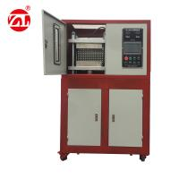 Buy cheap Hot And Cooling Press For PVC Compound Test Machine , Lab Rubber Tile Vulcanizing Press Equipment from wholesalers