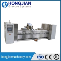 Buy cheap Polishing Machines for Chrome Surface Finishing of Rotogravure Cylinders Microfinishing Film for Gravure Cylinder from wholesalers