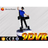Buy cheap Interactive Virtual Reality 360 Degre e9d Vr Standing Up With Electric System 9d Vr Simulator from wholesalers