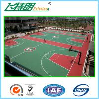 Buy cheap Olympic Official Game Tennis Court Covering Acrylic Sports Surfaces Acid Court Paint from wholesalers