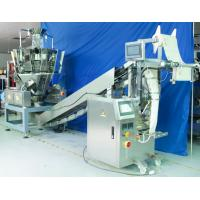 Buy cheap Automatic Vertical Form Fill Seal Machine For Puffed Food / Snack Food from wholesalers