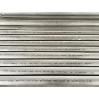 Buy cheap Stainless Steel Seamless Tube , Pickled , Solid , Annealed ASTM A269 TP304 , ASME SA269 TP304L from wholesalers