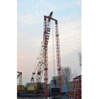Buy cheap Low Ground Pressure Hydraulic Crawler Crane Dynamic Compaction For Drive from wholesalers