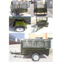 Buy cheap Trailer / Utility Trailer / Cage Trailer product