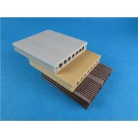 Buy cheap Eco-friendly WPC Decking Durable WPC Deck Composite Decking from wholesalers