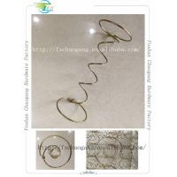 Buy cheap Carbon Steel Wire Mattress Spring Coil Bonnell Spring Unit 4-6 Turns All Size from wholesalers