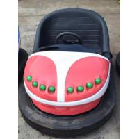 Buy cheap Outdoor Kids Bumper Cars Glass Steel Material LED Lights For Theme Park from wholesalers