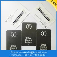 Buy cheap Japanese Version Microsoft Home And Business 2019 / Office Home&Business 2019 from wholesalers