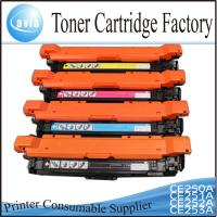Buy cheap Pack Laser Toner Cartridge CB250A Series for HP Printer 3530 3525 from wholesalers